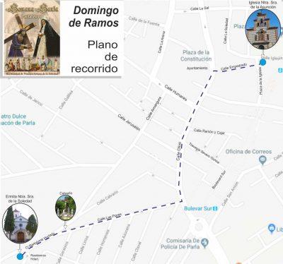 Planos recorrido Domingo Ramos-1